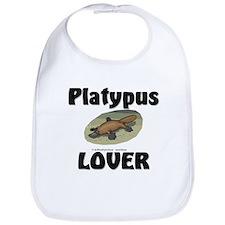 Platypus Lover Bib