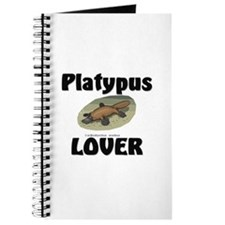 Platypus Lover Journal