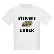 Platypus Lover T-Shirt