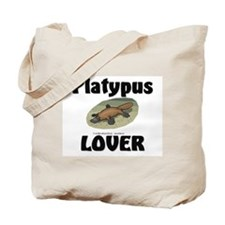 Platypus Lover Tote Bag