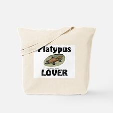 Platypus Lover Tote Bag