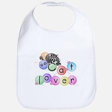 Cat Lover Bib
