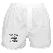 Pilot Whale Lover Boxer Shorts