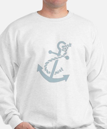 Nautical Anchor Sweater