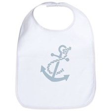 Nautical Anchor Bib