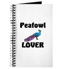 Peafowl Lover Journal