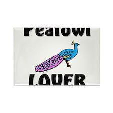 Peafowl Lover Rectangle Magnet