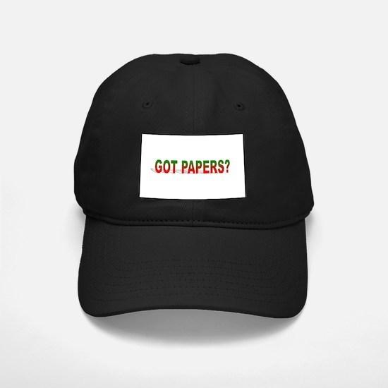 Got Papers? Baseball Hat