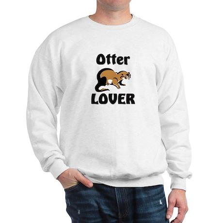 Otter Lover Sweatshirt