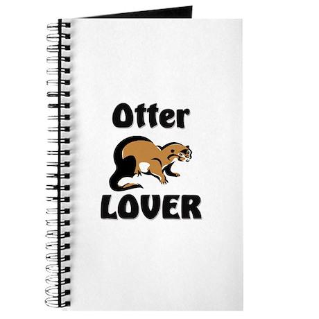Otter Lover Journal