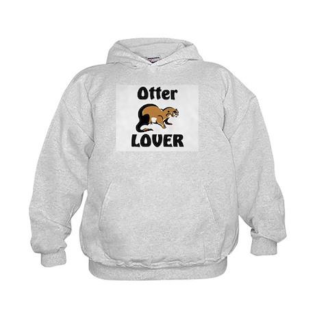 Otter Lover Kids Hoodie