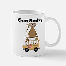 Class Monkey Mug