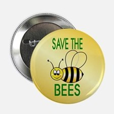 "BEES 2.25"" Button"