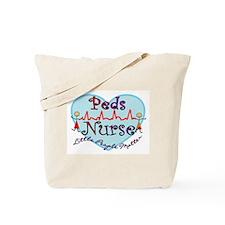 Cute Pediatrics nurse Tote Bag