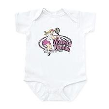 Women's Tennis Infant Bodysuit
