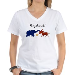 Political Party Animals Shirt