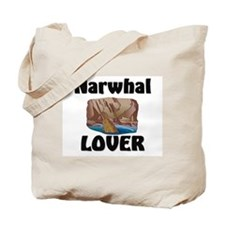 Narwhal Lover Tote Bag