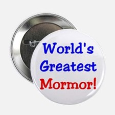 World's Greatest Mormor Button
