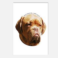 Dogue De Bordeaux Postcards (Package of 8)