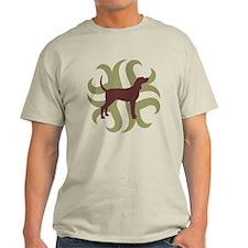 Coonhound Tribal T-Shirt