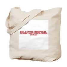 Bellevue Committed Tote Bag
