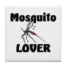Mosquito Lover Tile Coaster