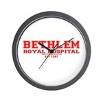 Bethlam Royal Hospital Wall Clock