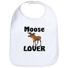 Moose Lover Bib