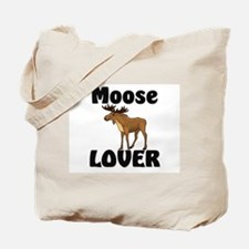 Moose Lover Tote Bag