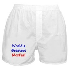 World's Greatest Morfar Boxer Shorts