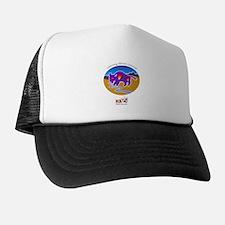 Alberta Centennial Buffalo Trucker Hat