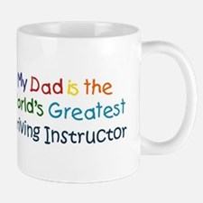 Greatest Driving Instructor Mug