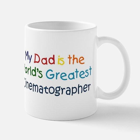 Greatest Cinematographer Mug