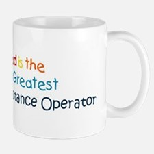 Greatest Directory Assistance Mug