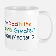 Greatest Diesel Mechanic Mug
