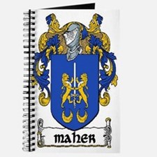 Maher Coat of Arms Journal
