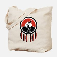 Indian Shield Tote Bag