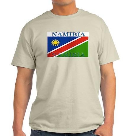 Namibia Ash Grey T-Shirt