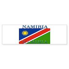 Namibia Bumper Bumper Sticker