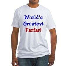 World's Greatest Farfar Shirt