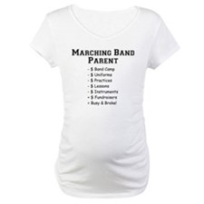 Marching Band Parent Shirt