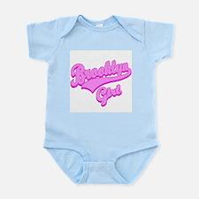 Brooklyn Girl Infant Creeper