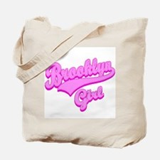Brooklyn Girl Tote Bag