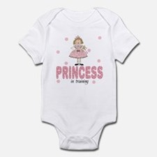 Princess in Training Baby Infant Bodysuit