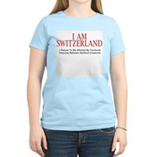 I am Switzerland #2 T-Shirt