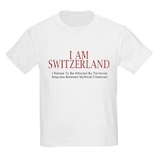 I am Switzerland #2 T-Shirt