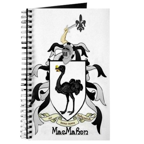 MacMahon Coat of Arms Journal