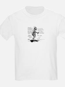 Chupacabra Drawing T-Shirt