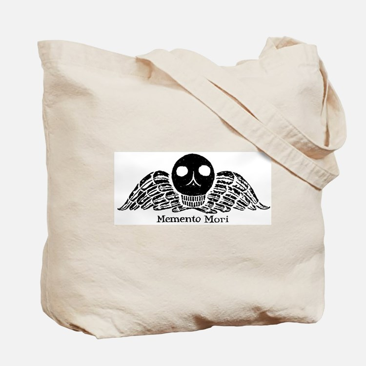 death's head Tote Bag