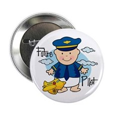 "Future Pilot 2.25"" Button"